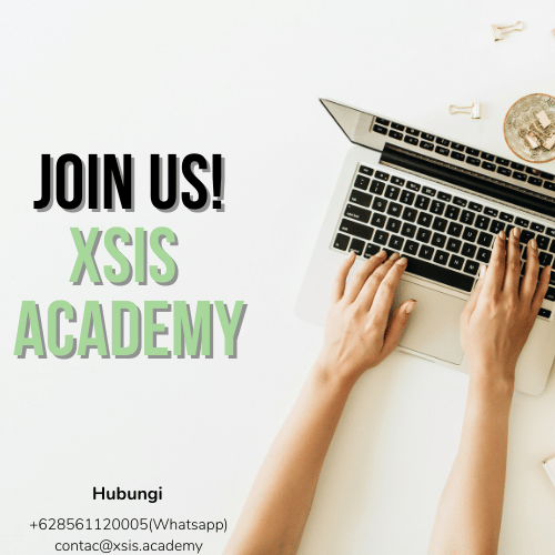 Join Us Xsis Academy