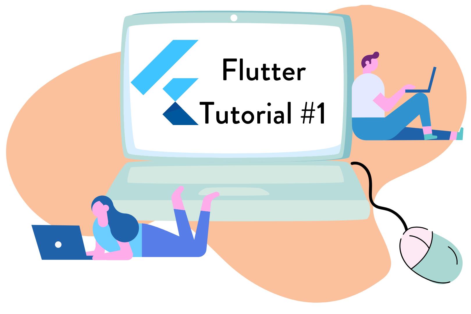 Tutorial Install Flutter Di Windows (Part 1)