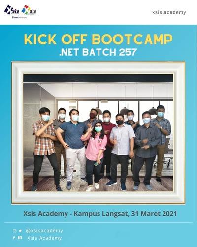 Bootcamp .Net - Batch 257