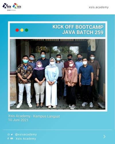 Bootcamp Java - Batch 259