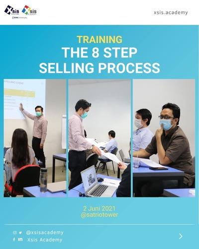 ETG Training The 8 Step Selling Process