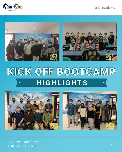 Kick Off Bootcamp