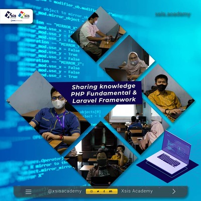 Sharing Knowledge PHP Fundamental & Laravel Framework